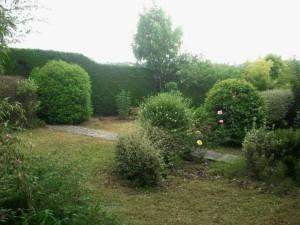 jardin reformé